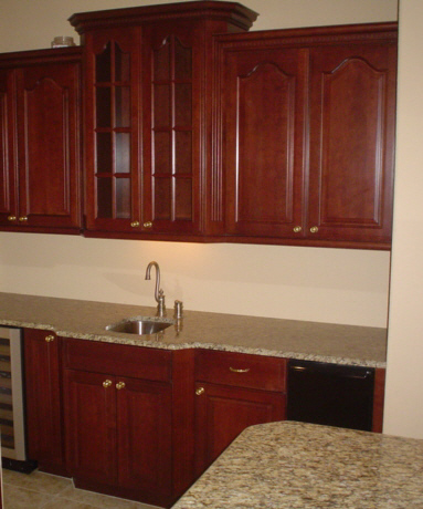 Mcp for Cathedral arch kitchen cabinets