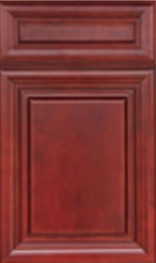 RTA Lexington Solid Wood Kitchen Cabinet,full overlay, frameless, Alder wood, Cherry finish,dovetail drawers, full extension soft close drawer glides.