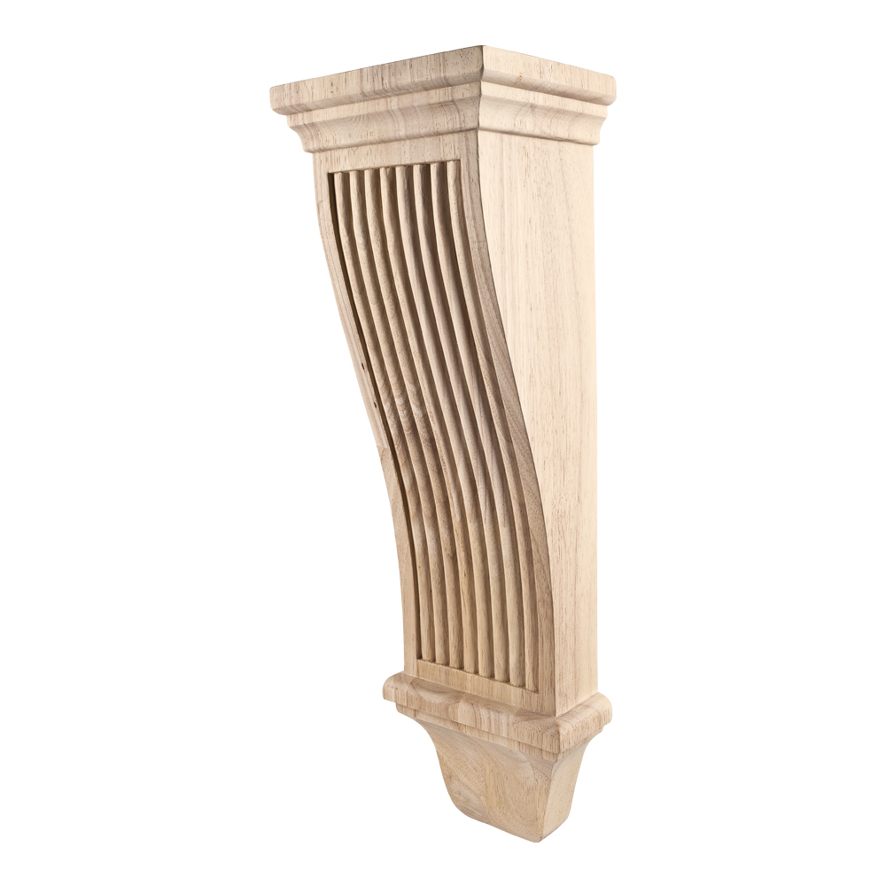Traditional Renaissance Reeded Corbel COR20-3