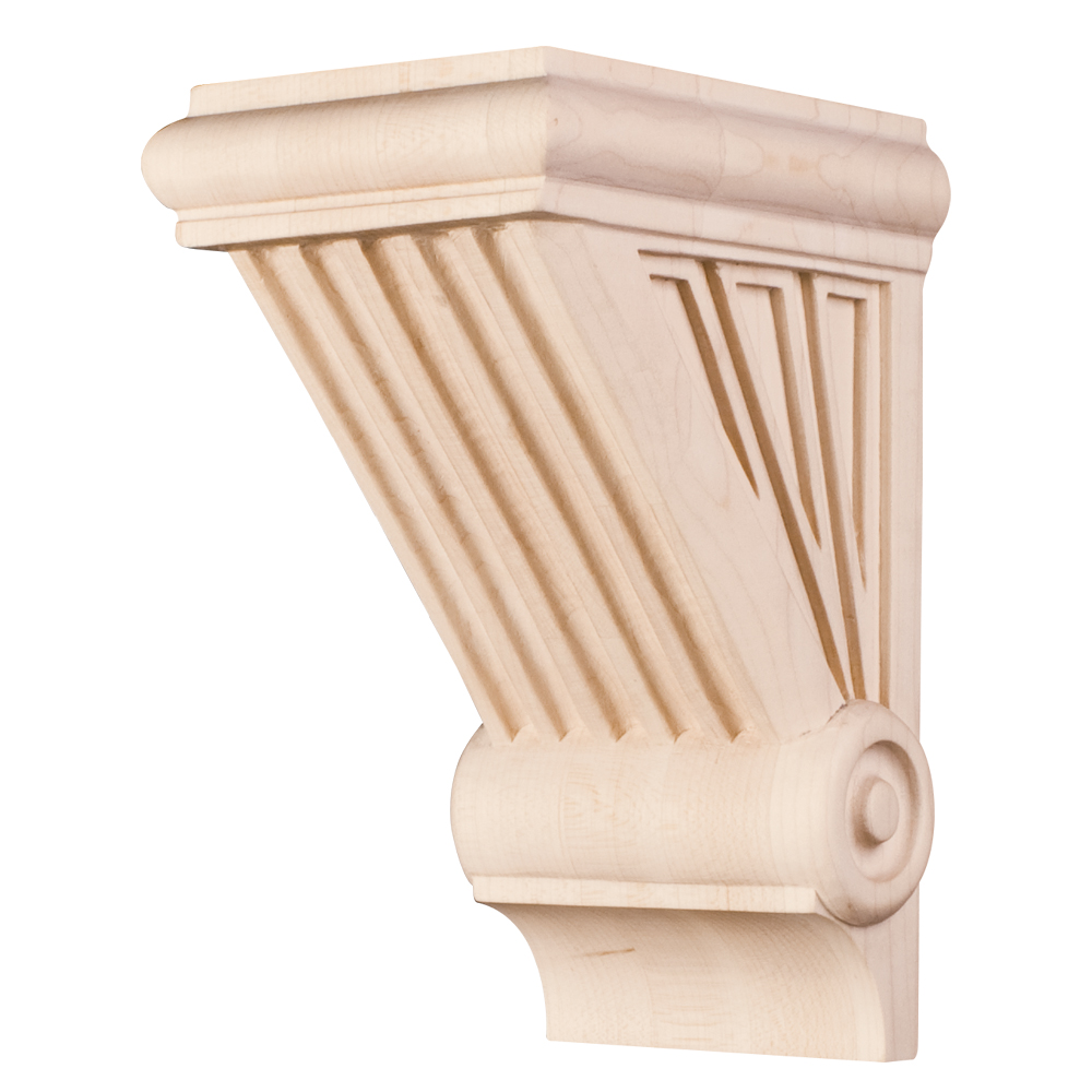 Unfinished Traditional Corbel