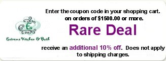 Enter the Rare Deal coupon code in your shopping cart to receive an additional 10% off.