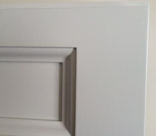 Uptown White Shaker RTA cabinets