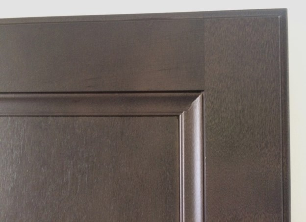 Westpoint Grey Wall End Angle Cabinet WCA1236 3