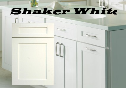 Rta cabinets rta kitchen cabinet free shipping for Standard white kitchen cabinets