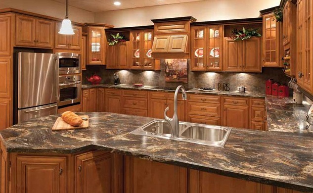 Kitchen Pantry Double Oven Rta Cabinet