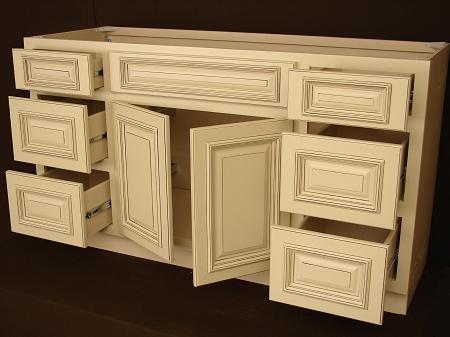 heritage white rta bathroom cabinets vanity unit v6021dd rta bath