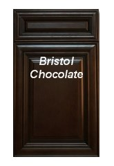 Bristol Chocolate Vanity Drawer Base VDB1821 1
