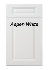 Aspen White Vanity Drawer Base VDB2421 1