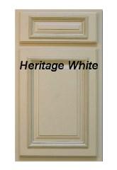 Heritage White RTA cabinet