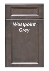 Westpoint Grey Vanity Sink Base V2721 1