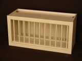 Plate Rack RTA kitchen cabinet