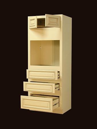 Madison Espresso Oven Cabinet OC3084