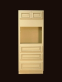RTA kitchen pantry cabinet 84 inch high