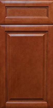 Kava Cinnamon Decorative End Panel Base Door EPB24D 1