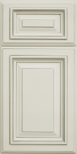 Signature Pearl White RTA Kitchen Cabinets