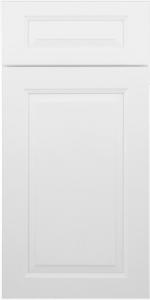 Gramercy white RTA Cabinets