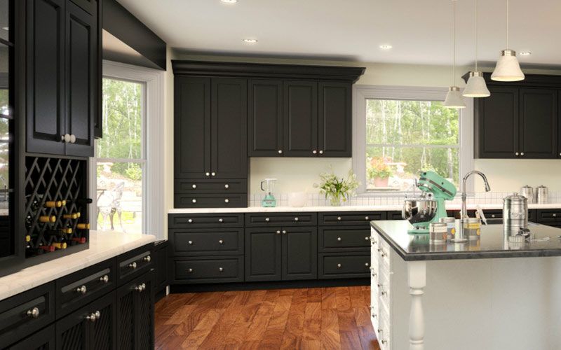Thermofoil Kitchen Cabinets Reviews