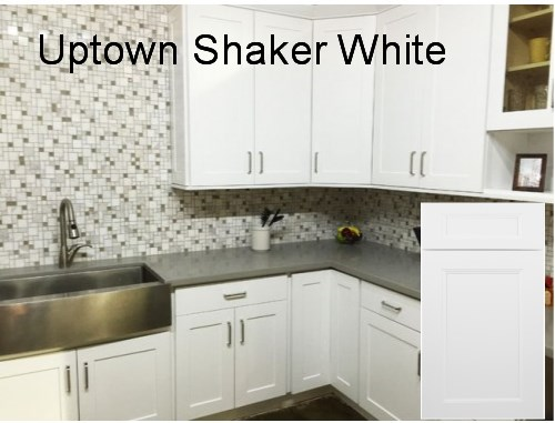 RTA Uptown Shaker Style Cabinets