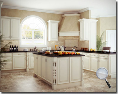 Signature Pearl Rta Kitchen Cabinets Forevermark Ready