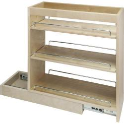 Inch Wide Kitchen Base Cabinet With Shelves