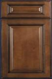 Solid Wood Colorado Maple Sienna Kitchen & bathroom RTA cabinets, ready to assemble