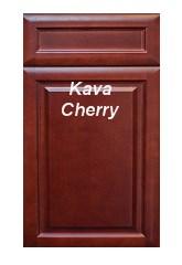 Kava Cherry RTA Cabinets