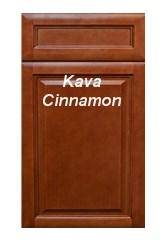 Kava Cinnamon RTA Cabinets