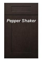 Pepper Shaker RTA Cabinets