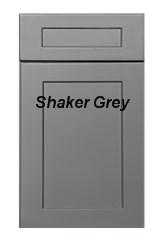 Shaker Grey RTA Cabinets