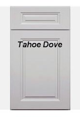 Tahoe Dove Light Gray RTA Cabinets