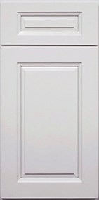 Tahoe Dove Wall Cabinet for Glass Door W1536GD 1