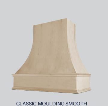 Asheville Curved Classic Range Hood ASH1V4836