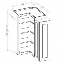 wall easy reach cabinet