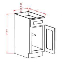RTA base cabinet