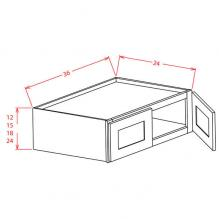 Rta refrigerator wall cabinet