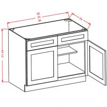 Rta sink base cabinet