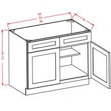 Rta sink base cabinet