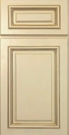 Haven Biscuit Glaze All Wood Cabinetry, Maple Kitchen Cabinets or Bathroom Cabinets