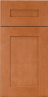 Hawthorne Cinnamon Shaker Style All Wood Cabinetry, Maple Kitchen Cabinets or Bath vanity