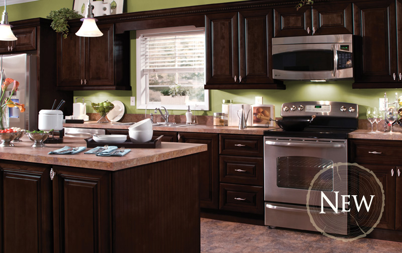 Watch our Video on All Wood Cabinetry.
