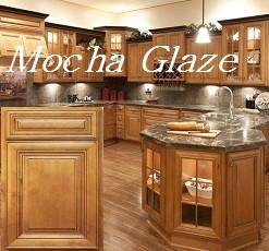 ... Mocha Glaze RTA Kitchen Cabinets ...