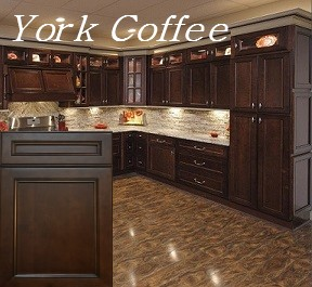 york chocolatecoffee rta kitchen cabinets - Kitchen Cabinets Depot