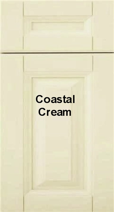 Coastal Cream Cabinetry