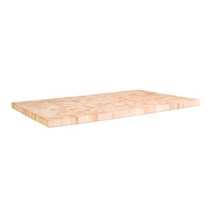 Butcher Block Hard Maple Countertop for ISL01 & ISL02