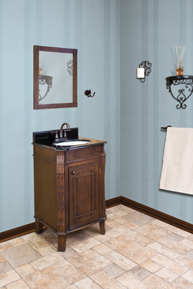 Hamilton Elements Bathroom Vanity Set VAN047T