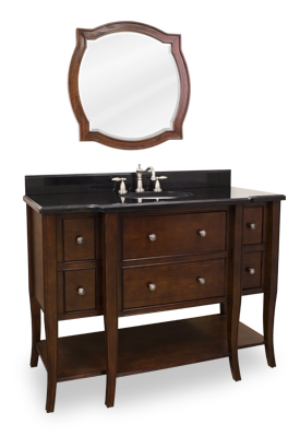 Lyn Design Philedelphia Classic Vanity Set VAN080-48T