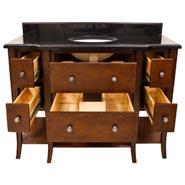 Lyn Design Philedelphia Classic Vanity Set VAN080-48T 1